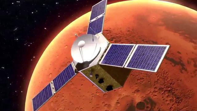"""海南方面放出公告,透露重大信息,火星计划""""天问一号""""准备就绪"""